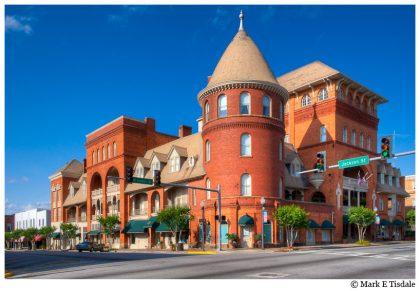 Photo of an Americus Georgia Landmark - The Windsor Hotel