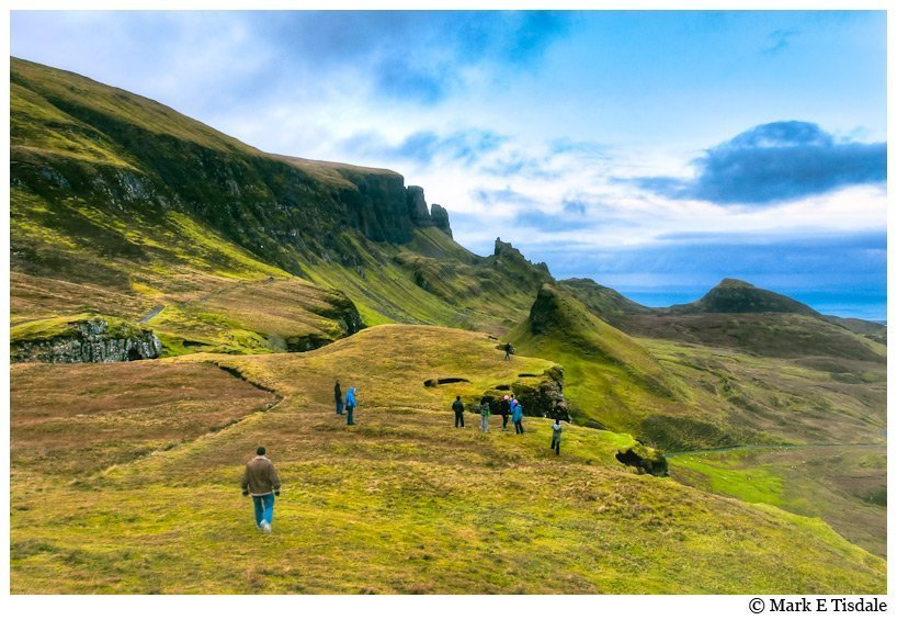 Isle Of Skye Adventure Art Print