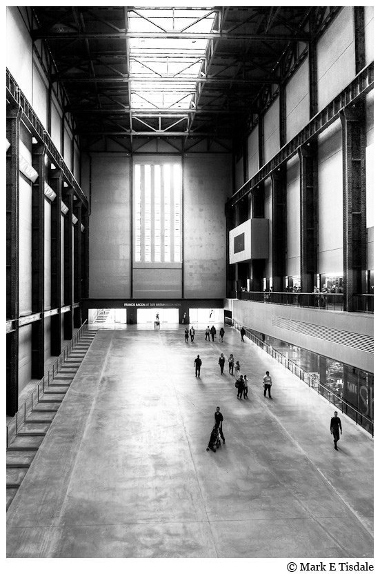 London Photo of the Tate Modern's Turbine Hall - the old Bankside Power Station