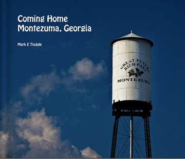Photo Book Cover - Coming Home, Montezuma, Georgia