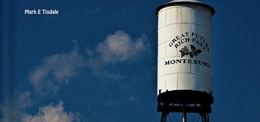 Photo Book Cover - Coming Home, Montezuma, Georgia