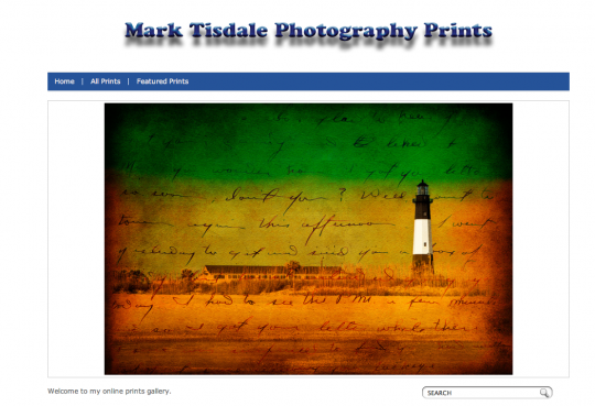 New Prints Page