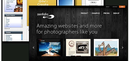 Two Print on Demand Services - Fine Art America & Zenfolio