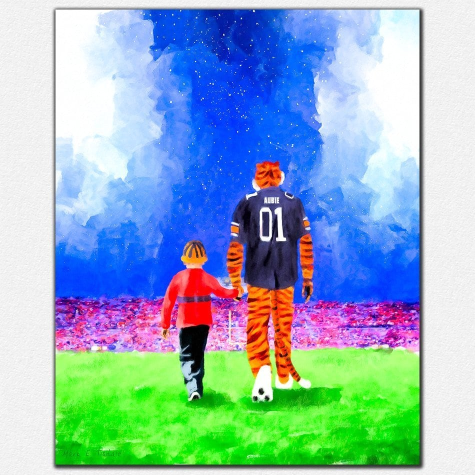 Auburn Prints - Field Of Dreams For Kids
